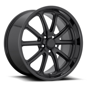 4 New 20 Staggered Rims Wheels For 2010 2011 2012 Camaro Ls Lt Rs Ss Only 5743