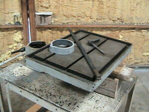 T slot Table For Drill Press
