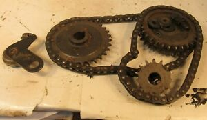 Delta Dc 380 15 Planer Drive Chain Sprocket Set With Tensioner