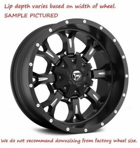 4 New 18 Wheels Rims For Ford F 250 2015 2016 2017 2018 Super Duty 3975