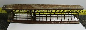 Oem Ford Rh Right Grille With Bracket 1955 fb4