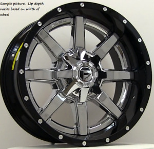 4 New 20 Wheels Rims For Ford F 350 2015 2016 2017 2018 Super Duty 3979