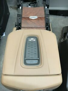 Cadillac Escalade Floor Center Console Choccachino W Cooler Wireless Charger