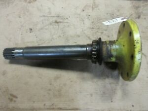 John Deere 1020 2020 1520 1530 2030 301a 401b T21570 Spindle Flanged Axle