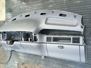 1994 To 1997 Dodge Ram Dash Medium Gray Cap Cover Top Dashboard
