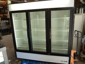 2011 True Gdm 72 3 Glass Door Refrigerator merchandiser New Thermostat