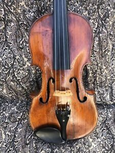 Vintage German 4 4 Violin