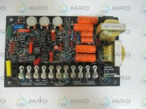 3010 Signal Isolator Conditioner Used