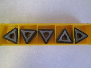 Lot Of 5 Kennametal Carbide Turning Inserts Style Tnmg Size 666 Grade Kcp25