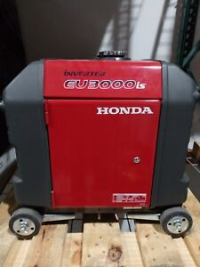 New Honda Eu3000is Generator Free Shipping Next Day Air Cargo To Puerto Rico