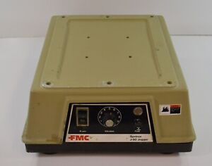 Fmc Syntron J 50 Paper Jogger Variable Speed Vibrating Machine No Sorter Tested