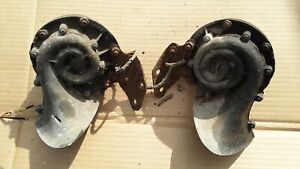 49 50 51 52 53 54 Oldsmobile Olds Chevy Pontiac Buick Hi Lo High Low Note Horns