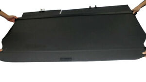 Trunk Shade Black Cargo Cover For Toyota Land Cruiser Lc200 2008 2011