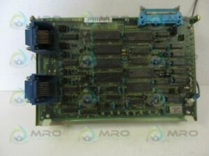 Fanuc A16b1300 0210 01a Pcb Card used