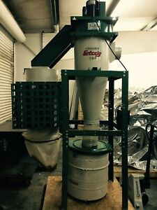 Grizzly Cyclone Dust Collector Model Go441