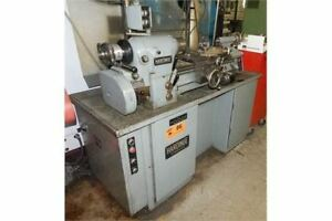 Hardinge Hlv h Precision Tool Room Lathe With Lots Of Tooling Michigan