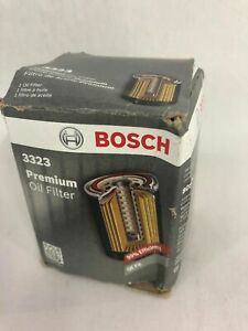 Engine Oil Filter Premium Oil Filter Bosch 3323