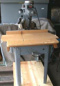 Delta Rockwell 12 Model 33 892 Radial Arm Saw 2hp 3ph 230v 460v