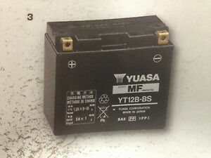 Ef4500ise Ef6300isde Generator Replacement Oem Yuasa Battery Ytx20l bs Ytx20lbs