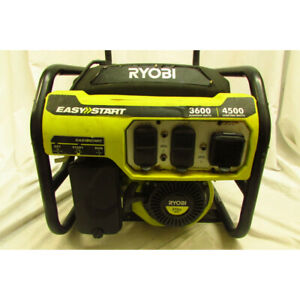 Ryobi Ry903600 3600w Generator Pickup In Store Only Coon Rapids Mn