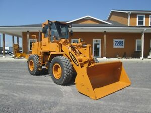 Samsung Sl120 2 Used Wheel Loader 4x4 Cummins Diesel 4x4 Cab Ac