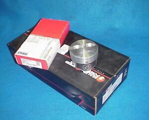 Sealed Power Chevy 350 Pistons Rings H631cp 030 Hypereutectic 9 7 1 5 7 Rod