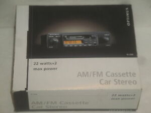 New Car Stereo Optimus 12 2130 Vintage 70 s Style Cassette Car Stereo Ipod Input