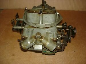 Holley 4778 Double Pumper 4 Barrel 700 Cfm Carburetor Amc Chevrolet Ford Mopar