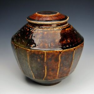 Superb Antique Korean Joseon Dynasty Honey Jar 1800s Pottery Stoneware Sokganju