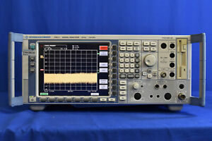 Rohde Schwarz Fsq3 Spectrum Analyzer 20 Hz To 3 6 Ghz