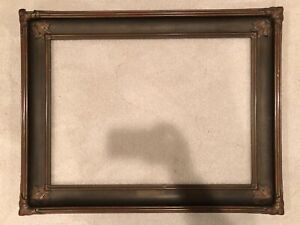 Antique Large Newcomb Macklin Style Arts Crafts Period Picture Frame 19d
