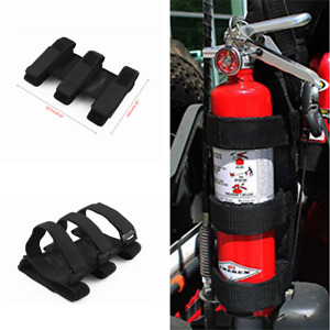 Roll Bar Fire Extinguisher Holder Safety Accessory Kit Set Fit For Jeep Off Road