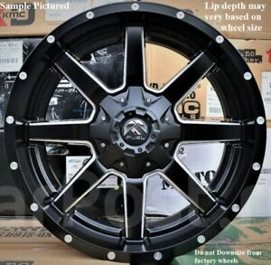 4 New 20 Wheels Rims For Ford F 250 2005 2006 2007 2008 2009 Super Duty 3983
