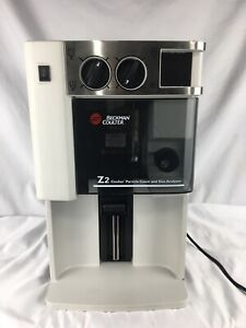 Beckman Coulter Z2 Coulter Particle Count Size Analyzer 6605700 Beckman coulter