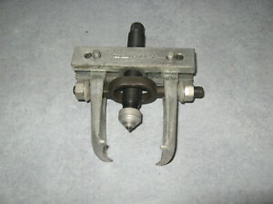 Snap on Tools Heavy Duty Gear Puller Nice Condition Cj86 Made In Usa