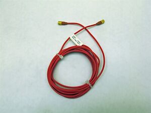 Endevco 3060a 120 Inch Low Noise Accelerometer Cable Assembly 500 F Max d7540
