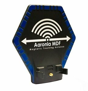 Magnetic Direction Finding Antenna 9khz 400mhz Tracker Loop Aaronia Mdf 9400