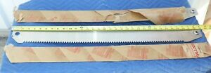 3 Count New old Stock Kentmaster 203 Meat Saw Blades Unused 4100140