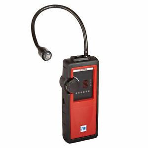 Robinair Tif8800x Rechargeable Battery Operated Combustible Gas Detector Device