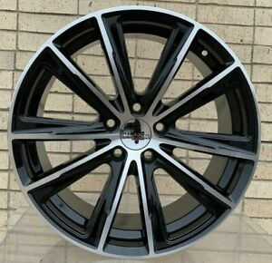 4 New 22 Non Staggered Wheels For 2016 2017 2018 2019 Camaro Ls Lt Rims 5753