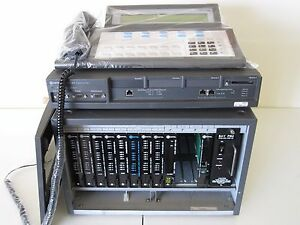 Hotel Phone System Mitel Sx 200icp Mx For 86 Rooms W voice Mail Warranty