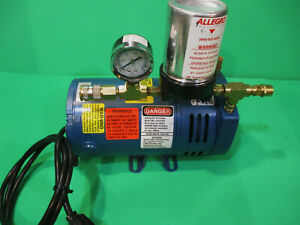 Allegro A 300 Ambient Breathing Air Pump For Respirator Painting Cleaning