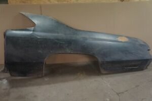 1971 Chevrolet Impala Sport Coupe Lh Rear Quarter Panel Nos Fr
