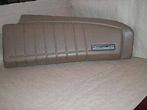 1962 62 Dodge Dart Polara 500 Right Dash Pad Mopar B body Very Nice Dashpad