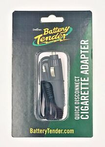 Battery Tender Cigarette Lighter Adapter Quick Connect Deltran 081 0069 5