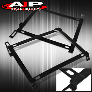 For 92 95 Civic Hatchback Eg Hb Racing Seat Passenger Driver Side Brackets 3door
