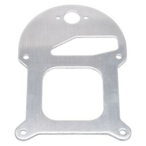 Edelbrock 8189 Carburetor Fuel Pressure Regulator Plate