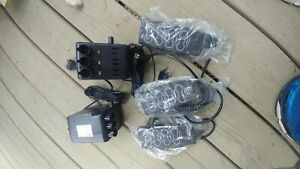 2 Moteck T230 24 3 Electric Hospital Bed Motors W 3 Controllers