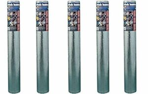 5 Pack Reflectix Bp48010 48 inch By 10 feet Bubble Pack Insulation 200sqft