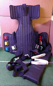 1 Used Emergency Products Research Optimum Rescue Vest Ref Ep 823